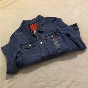 Kid's Levi's Trucker Denim Jacket